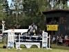 Dania Koop (PZRV Luhmühlen) im S*-Springen mit Siegerrunde (Foto: Birgit Meyer-Thaut)