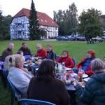 Abendstimmung in Seelwig
