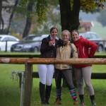 Lilli Fischer, Marie Petzoldt und Daniela Paske